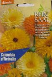 Biologisches Saatgut Ringelblume gelb-orange, kbA Calendula officinalis