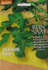 Biologisches Saatgut kbA Salatrauke RUCOLA,Rucola coltivata