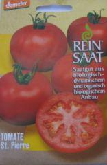 Biologisches Saatgut kbA Tomate St. Pierre Lycopersicon esculentum Mill.