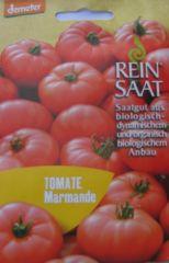 Biologisches Saatgut kbA Tomate MARMANDE Lycopersicon esculentum Mill.