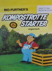 Kompoststarter rein organisch