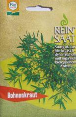 Biologisches Saatgut Bohnenkraut Satureja hortensis