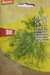Biologisches Saatgut Dill, kbA Anethum graveolens