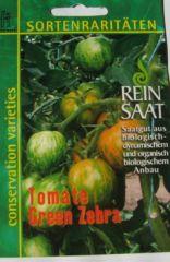 Tomate Green Zebra k.B.A. Lycpersicum esculentum ReinSaat