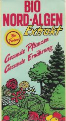Nordalgen-Extrakt, naturreiner Flüssigextrakt aus der Braunalge (Ascophyllum nodosum).