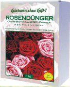 Bio Furtner Rosendünger organisch pflanzlich