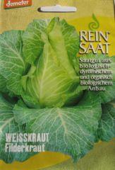 Biologisches Saatgut kbA Weißkraut FILDERKRAUT Brassica oleracea convar. capitata var. alb