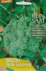 Biologisches Saatgut Broccoli VERDE CALABRESE,kbA Brassica oleracea
